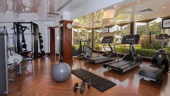 Le Passage Cairo Hotel & Casino - Cairo - Gym