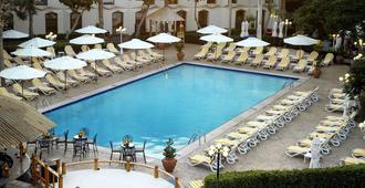 Le Passage Cairo Hotel & Casino - El Cairo - Piscina