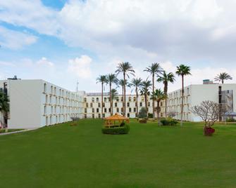 Le Passage Cairo Hotel & Casino - Cairo - Building
