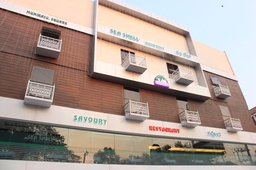 Seashell Residency & Restaurant - Bengaluru - Building