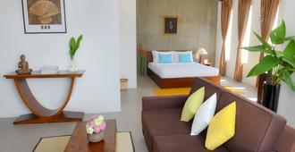 Kolab Sor Phnom Penh Hotel - Phnom Penh - Oturma odası