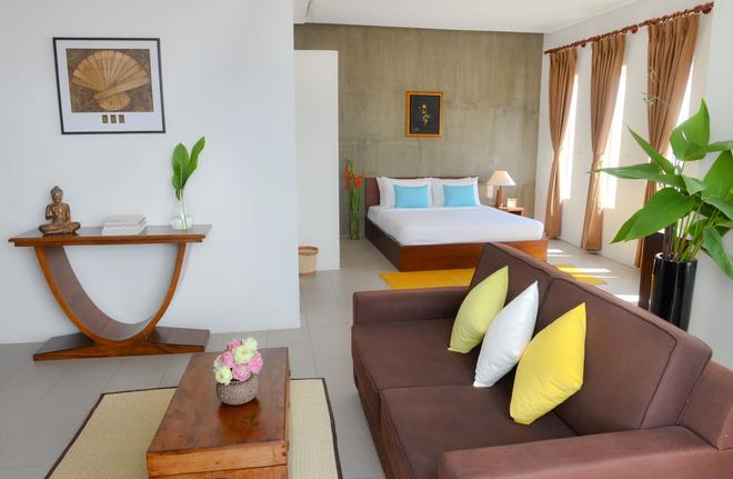 Kolab Sor Phnom Penh Hotel - Phnom Penh - Living room