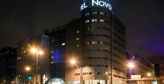 Novotel Paris 14 Porte d'Orléans - Paris - Bygning