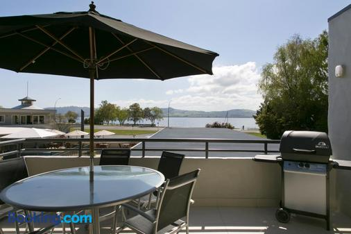 The Anchorage Resort - Heritage Collection - Taupo - Ban công