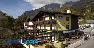 Café Pension Alpina - Innsbruck - Building