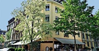 Hotel Seegarten - Zürich - Byggnad
