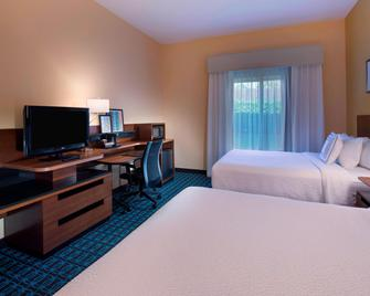 Fairfield Inn & Suites by Marriott Tifton - Tifton - Slaapkamer