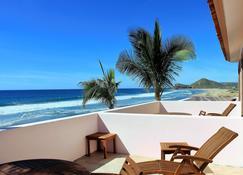 Cerritos Beach Inn - El Pescadero - Balcony