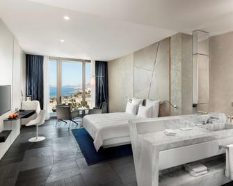 Swissôtel Resort Bodrum Beach - Bodrum - Yatak Odası