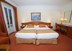 Hotel Hoyuela - Santander - Makuuhuone