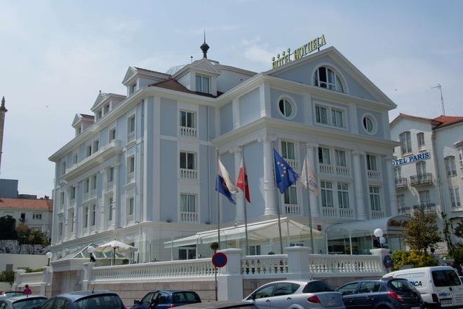 Hotel Hoyuela - Santander - Rakennus