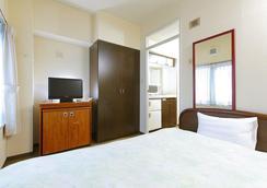 Hotel Mystays Kiyosumi Shirakawa - Tokyo - Bedroom