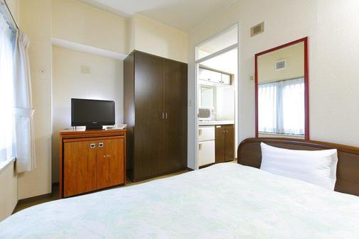 Hotel Mystays Kiyosumi Shirakawa - Tokio - Makuuhuone