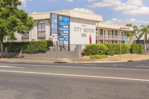 Comfort Inn Dubbo City - Dubbo - Rakennus