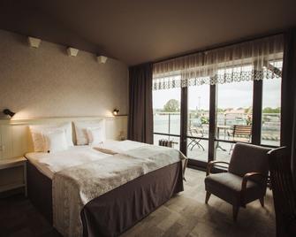 Promenade Hotel Liepaja - Liepāja - Schlafzimmer