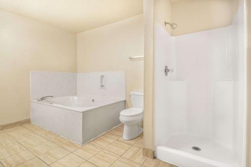 Days Inn by Wyndham Morgan's Wonderland / IH-35 N - San Antonio - Bathroom