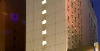 Hotel Crown Hills Kokura - קיטאקיושו - בניין