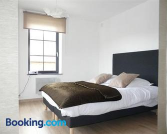 Les Mini-lofts de Paul et Virginie - Wimereux - Bedroom