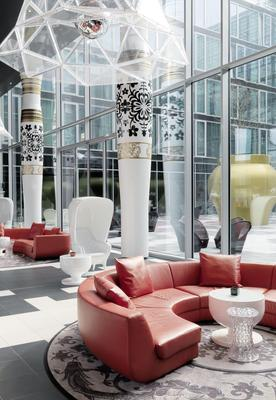 Kameha Grand Bonn - Bonn - Lobby