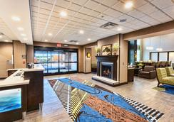Hampton Inn & Suites Duluth North MN - Duluth - Lobby