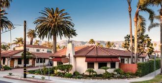 Harbor House Inn - Santa Barbara - Toà nhà