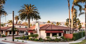 Harbor House Inn - Santa Barbara - Gebäude
