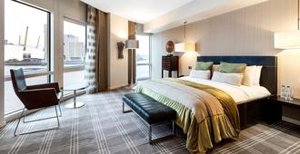 Radisson Blu Edwardian New Providence Wharf - London - Schlafzimmer