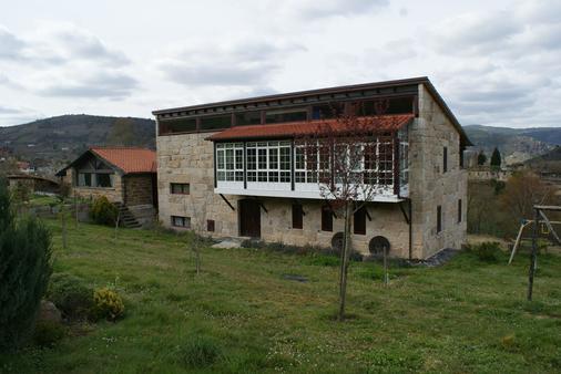 Pension A Cal - Castro Caldelas - Building
