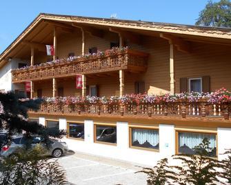 Chalet Hotel Diamant - St. Martin in Thurn - Gebäude