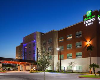 Holiday Inn Express & Suites Edinburg-Mcallen Area - Edinburg - Gebouw