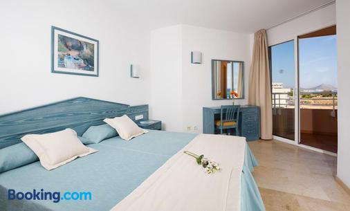 Aparthotel Dunes Platja - Khu nghỉ mát Can Picafort - Phòng ngủ