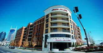 Hampton Inn & Suites Nashville-Downtown - Nashville - Gebäude