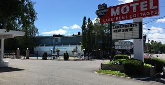 O'Sullivan's On The Lake Motel - לייק ג'ורג' - בניין