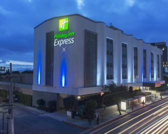 Holiday Inn Express Mexico - Toreo - Naucalpan de Juárez - Budova