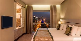 Millennium Plaza Hotel Dubai - Dubai - Bedroom