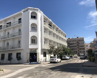 Hotel Riviera - Алжеро - Здание