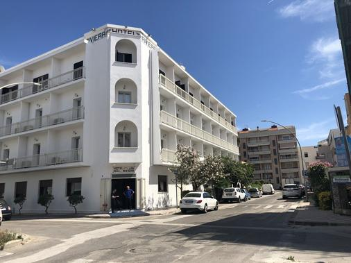 Hotel Riviera - Αλγκέρο - Κτίριο