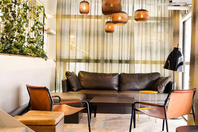 Comfort Hotel Xpress Stockholm Central - Stockholm - Lobby
