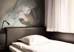 斯德哥爾摩康福特茵酒店 - 斯德哥爾摩 - 臥室