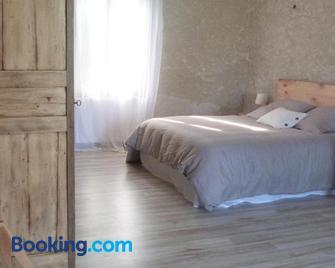 Chambres d'Hôtes Le Cartounier - Saint-Pierre-de-Caubel - Bedroom