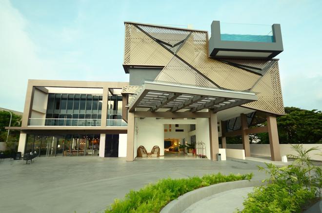 Hue Hotels and Resorts Puerto Princesa Managed by HII - Puerto Princesa - Rakennus