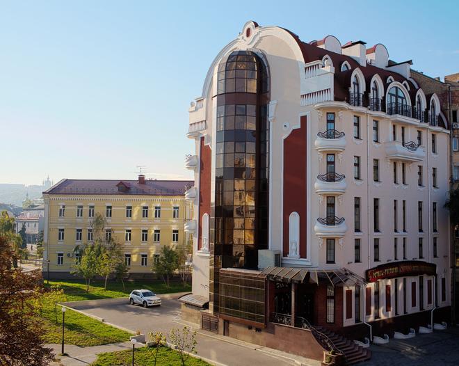 Staro Hotel - Κίεβο - Κτίριο
