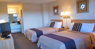 Regency Inn Eureka Springs - יורקה ספרינגס - חדר שינה