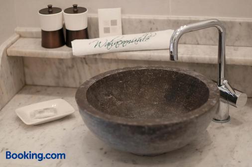 Gastehaus Wahnenmuhle - Erkrath - Bathroom