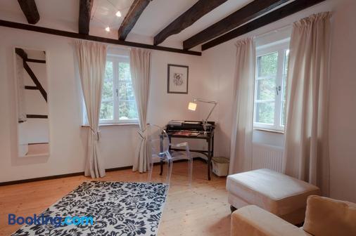 Gastehaus Wahnenmuhle - Erkrath - Bedroom