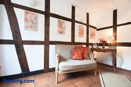 Gastehaus Wahnenmuhle - Erkrath - Living room