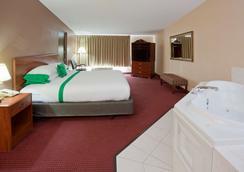 羅切斯特蓋斯特豪斯國際套房酒店 - 羅徹斯特 - 羅切斯特 - 臥室