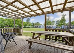 Jelling familie camping - Jelling - Patio