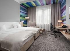 Hotel Browar Brzeg - Brzeg - ห้องนอน