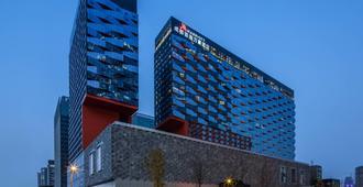Chengdu Marriott Hotel Financial Centre - Chengdu - Building